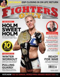 Fighters Only Holm Cover